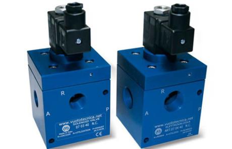 Electroválvula - Hidráulica JAC