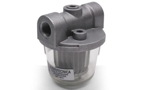 Filtro metálico - Hidráulica JAC